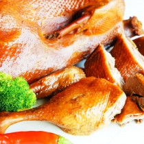 【阿囉哈滷味】滷翻滾手扒鴨